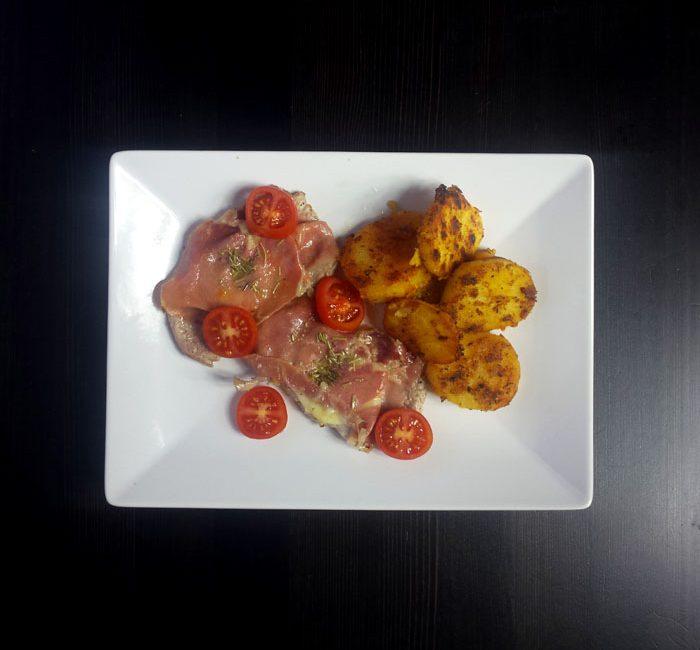 polędwiczki z mozzarella