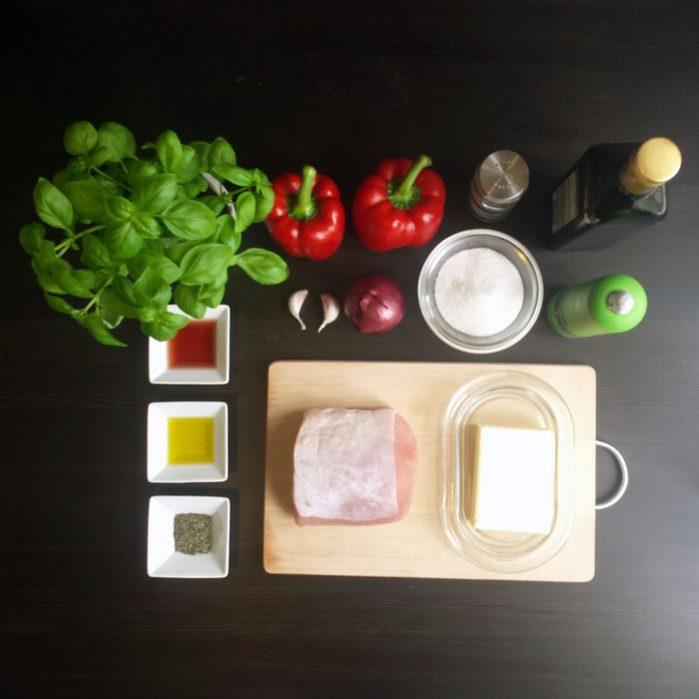 Wieprzowina z papryką w sosie słodko-kwaśnym – Gordon Ramsay